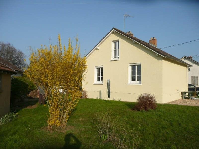 Location maison / villa Aubigny sur nere 614€ CC - Photo 2