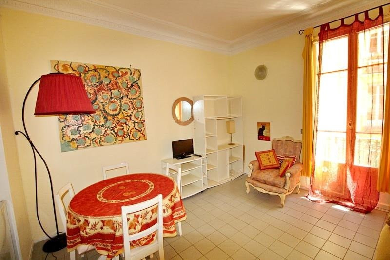 Sale apartment Nice 180000€ - Picture 1