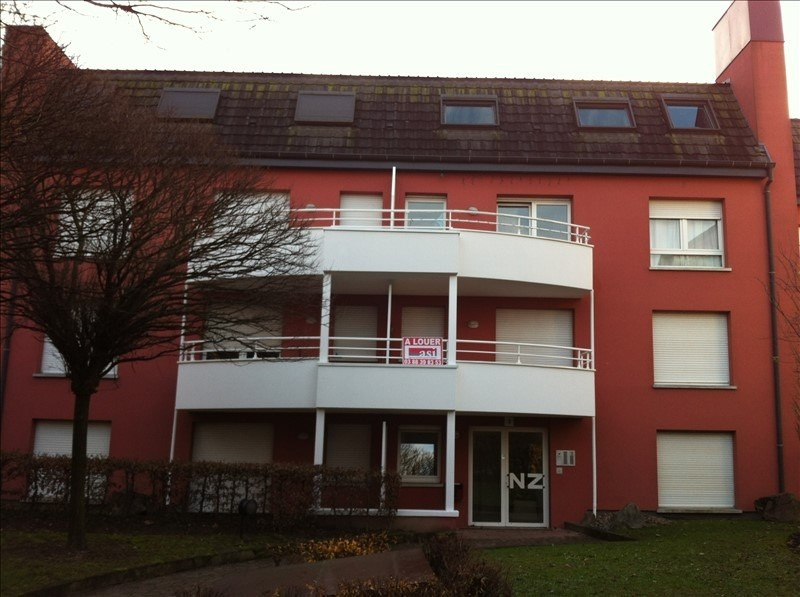 Location parking Illkirch graffenstaden 35€ CC - Photo 1