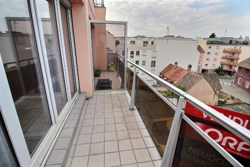 Sale apartment Strasbourg 140 400€ - Picture 5