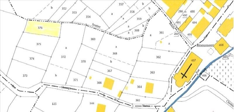 Vente terrain Rombach le franc 5900€ - Photo 2