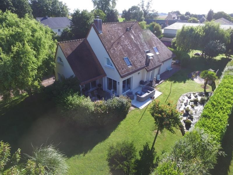 Vente maison / villa St manvieu norrey 420000€ - Photo 1