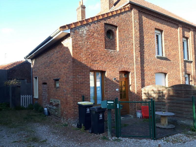 Location maison / villa Elnes 350€ CC - Photo 1