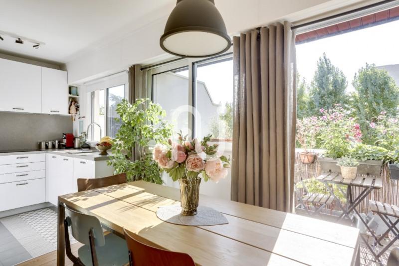 Revenda residencial de prestígio apartamento La garenne colombes 500000€ - Fotografia 6