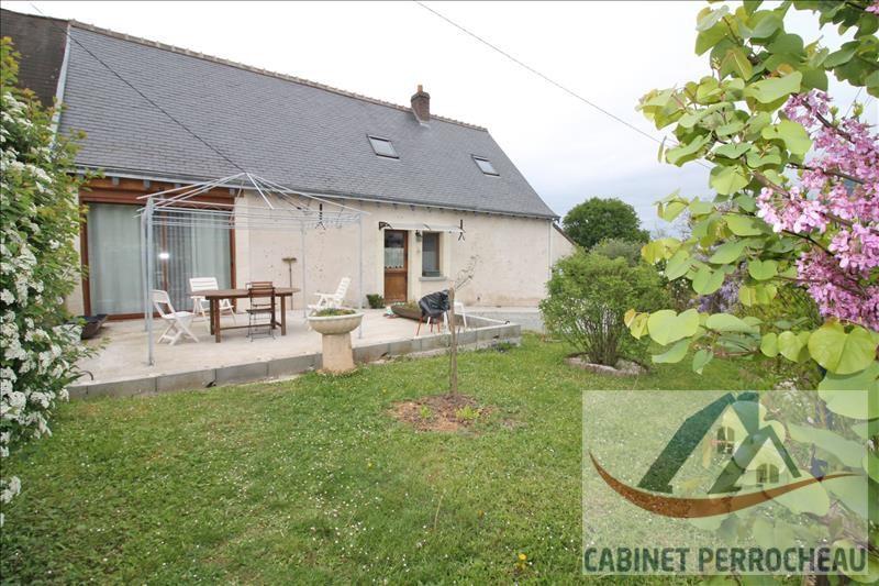 Sale house / villa La chartre sur le loir 111500€ - Picture 1
