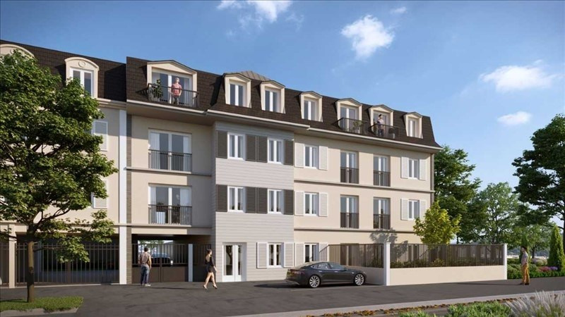 Sale apartment Vaujours 99 000€ - Picture 1
