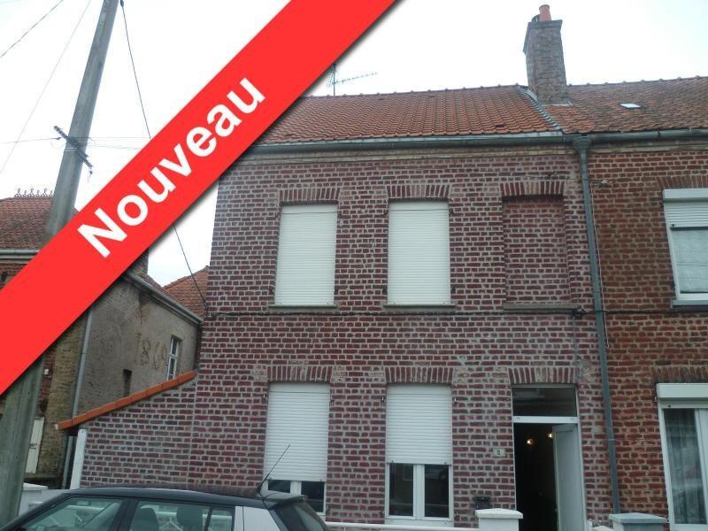 Location maison / villa Watten 504€ CC - Photo 1