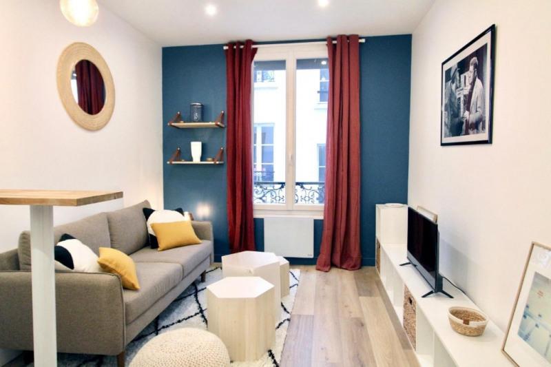 Appartement Paris 2 pièce (s) 24.44 m²
