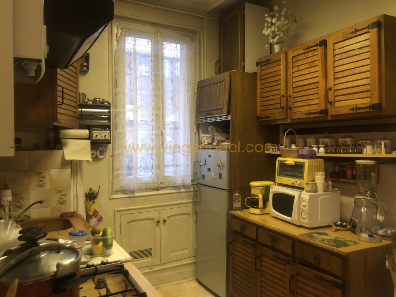 Vitalicio  apartamento Paris 19ème 82500€ - Fotografía 3