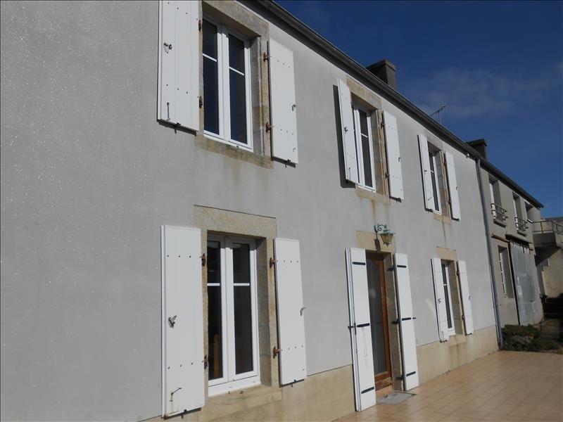 Sale house / villa Plogastel st germain 128400€ - Picture 1