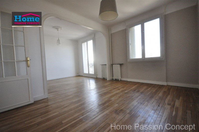 Rental apartment Colombes 1720€ CC - Picture 2
