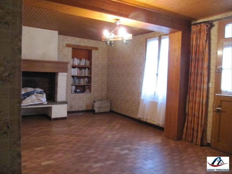 Vente maison / villa Montoire sur le loir 57000€ - Photo 5