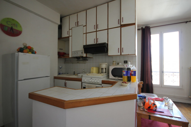 Sale apartment Paris 18ème 526 000€ - Picture 3