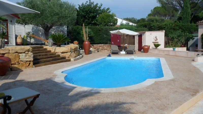 Verkauf von luxusobjekt haus Roquebrune sur argens 598000€ - Fotografie 3