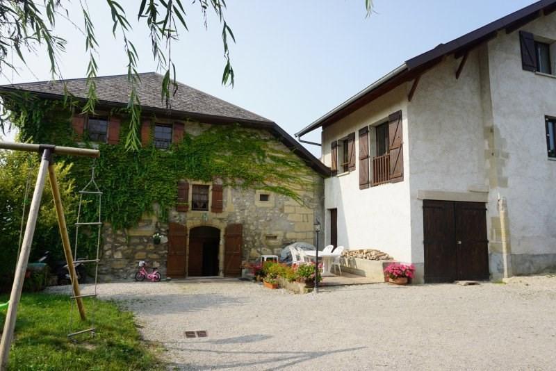 Vente de prestige maison / villa Cernex 997000€ - Photo 1