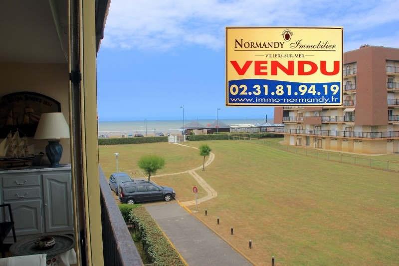 Sale apartment Villers sur mer 112500€ - Picture 1