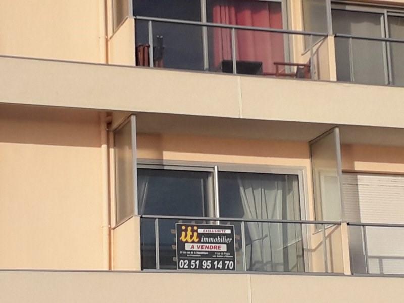 Sale apartment Les sables d'olonne 184500€ - Picture 2