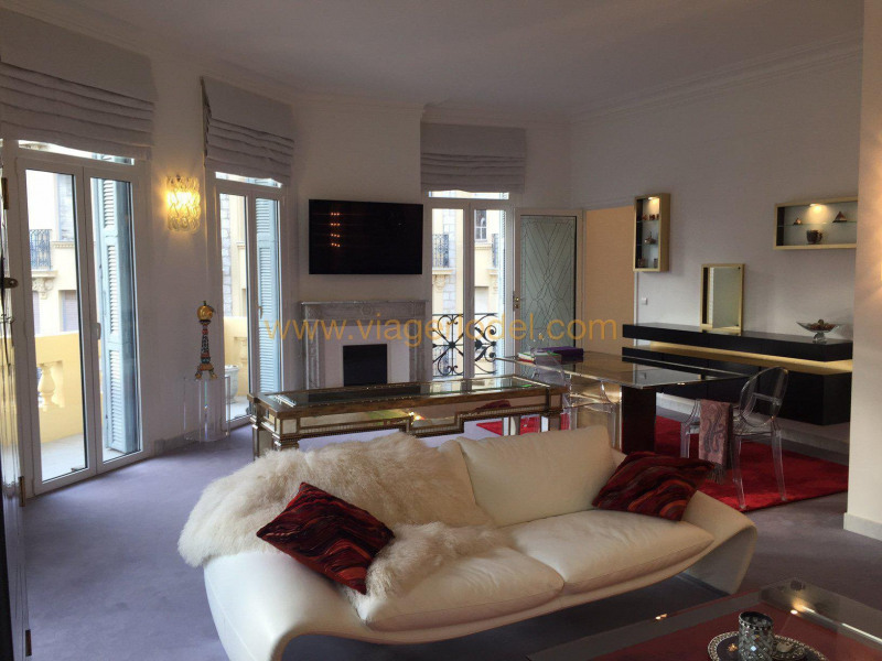 Life annuity apartment Nice 770 000€ - Picture 1