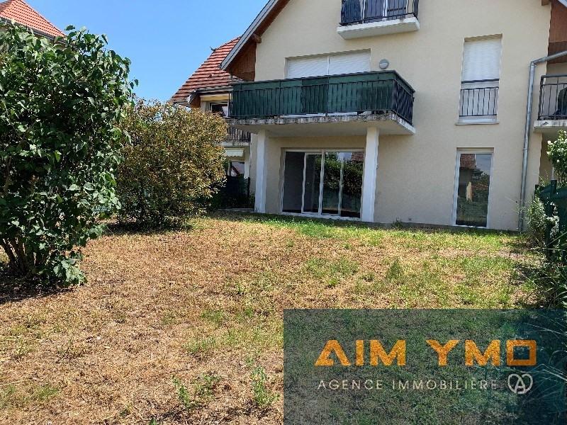 Revenda apartamento Appenwihr 159500€ - Fotografia 1