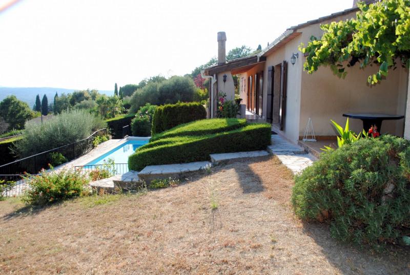 Vente de prestige maison / villa Montauroux 648000€ - Photo 9