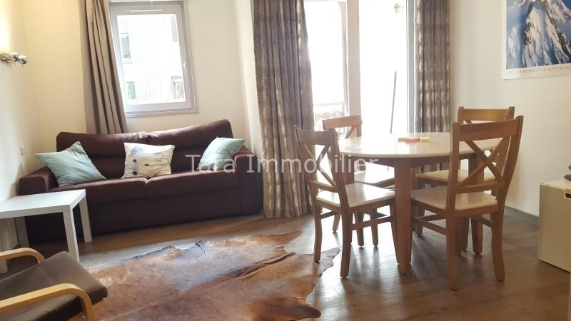 Sale apartment Chamonix-mont-blanc 165 000€ - Picture 1