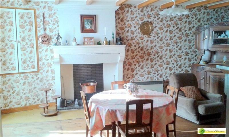 Vente maison / villa Fontaine chalendray 138000€ - Photo 4
