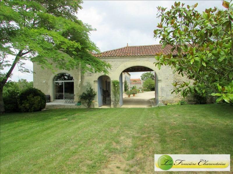 Vente maison / villa Besse 350000€ - Photo 2