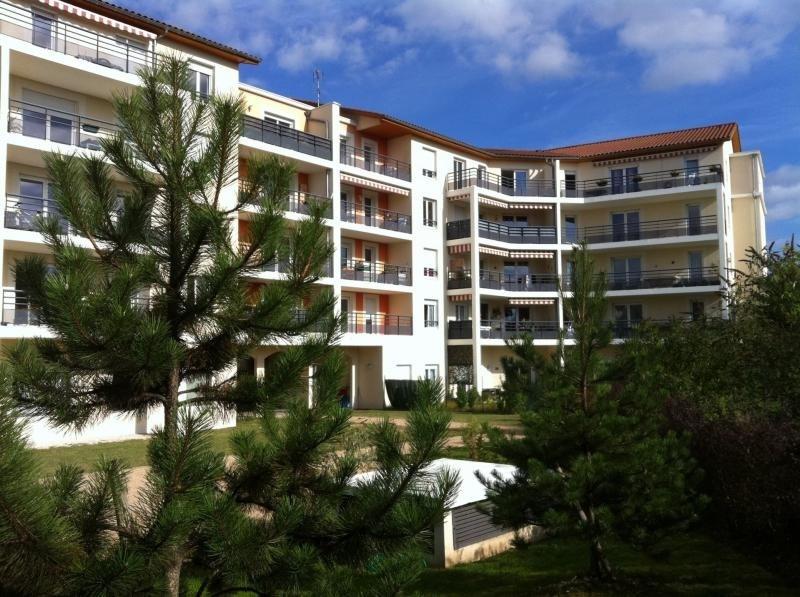 Vente appartement Pont de cheruy 180000€ - Photo 1