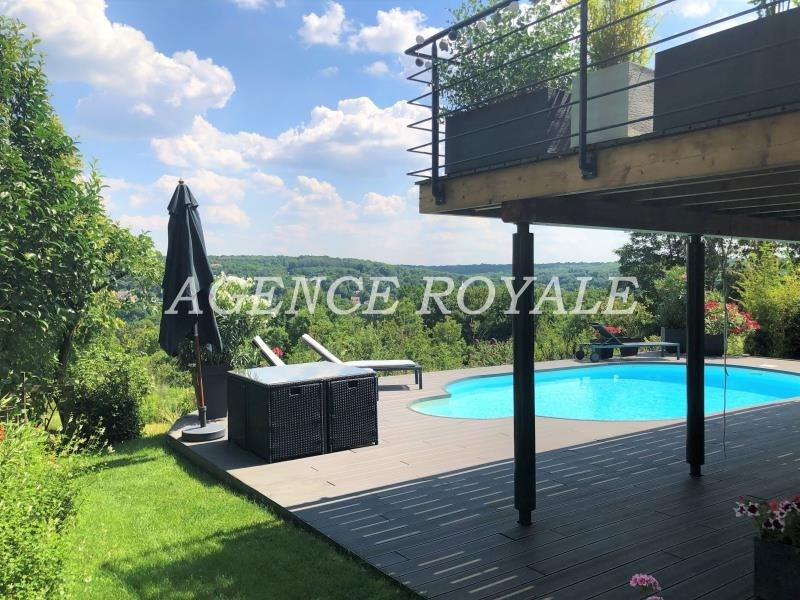 Vente de prestige maison / villa Mareil marly 1 155 000€ - Photo 2