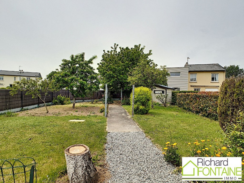 Vente maison / villa Chartres de bretagne 227700€ - Photo 1