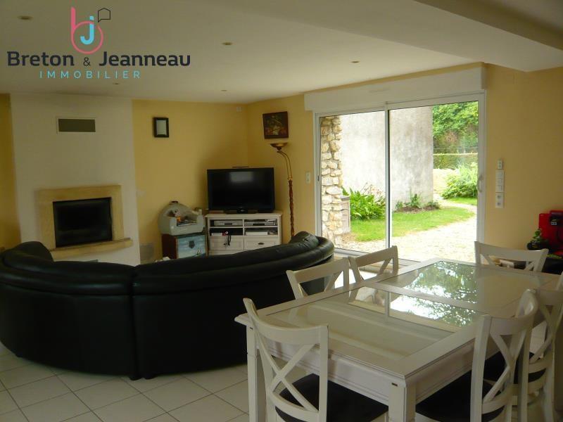 Sale house / villa Louverne 159120€ - Picture 3