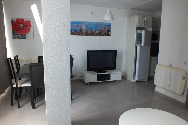 Alquiler vacaciones  apartamento Roses  santa-margarita 304€ - Fotografía 6