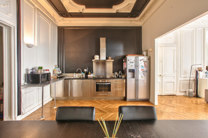 Vente de prestige appartement Paris 8ème 2 080 000€ - Photo 6