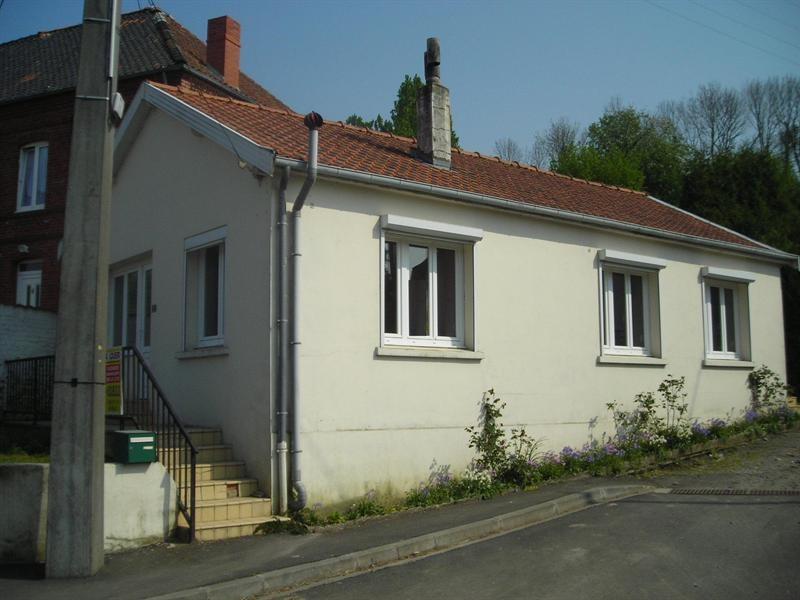 Vente maison / villa Campagne de estree blanche 53500€ - Photo 1