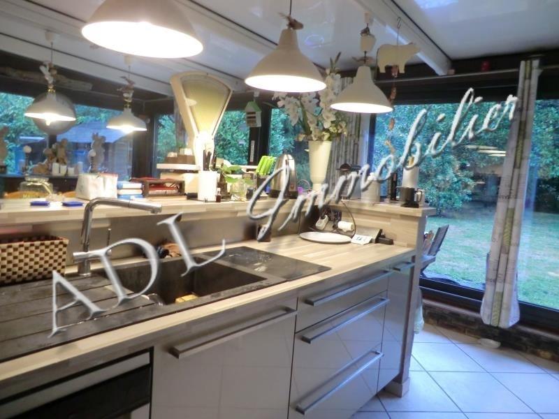 Sale house / villa Lamorlaye 489000€ - Picture 8