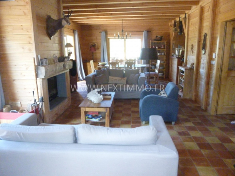 Vendita casa Valdeblore 490000€ - Fotografia 11