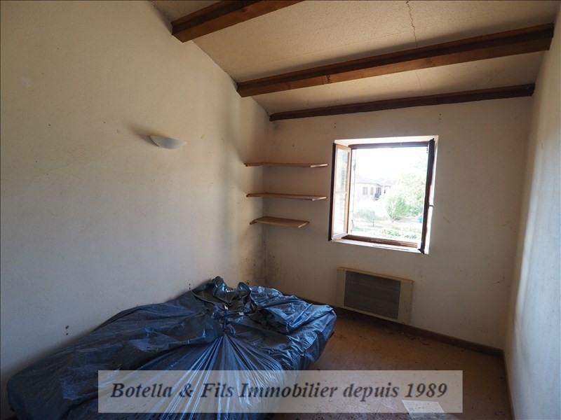 Sale house / villa Goudargues 159000€ - Picture 7