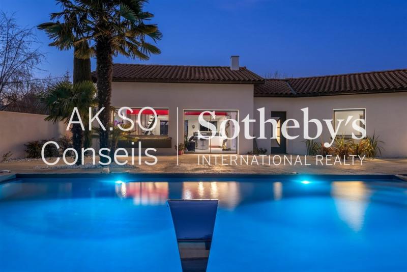 Vente de prestige maison / villa Marcy l etoile 1250000€ - Photo 3