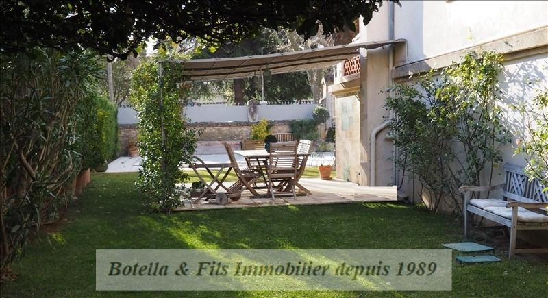 Verkauf von luxusobjekt haus Bagnols sur ceze 580000€ - Fotografie 3