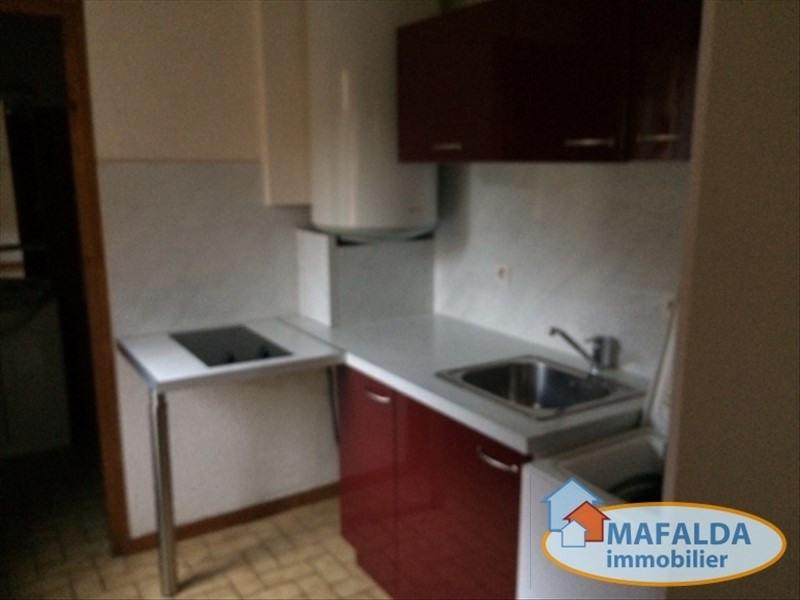 Vente appartement Mont saxonnex 36000€ - Photo 2