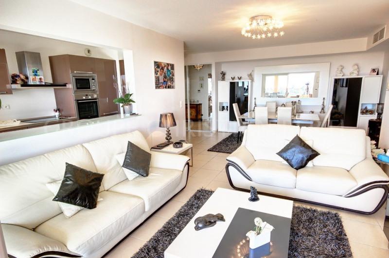 Vente de prestige appartement Mandelieu 585000€ - Photo 3