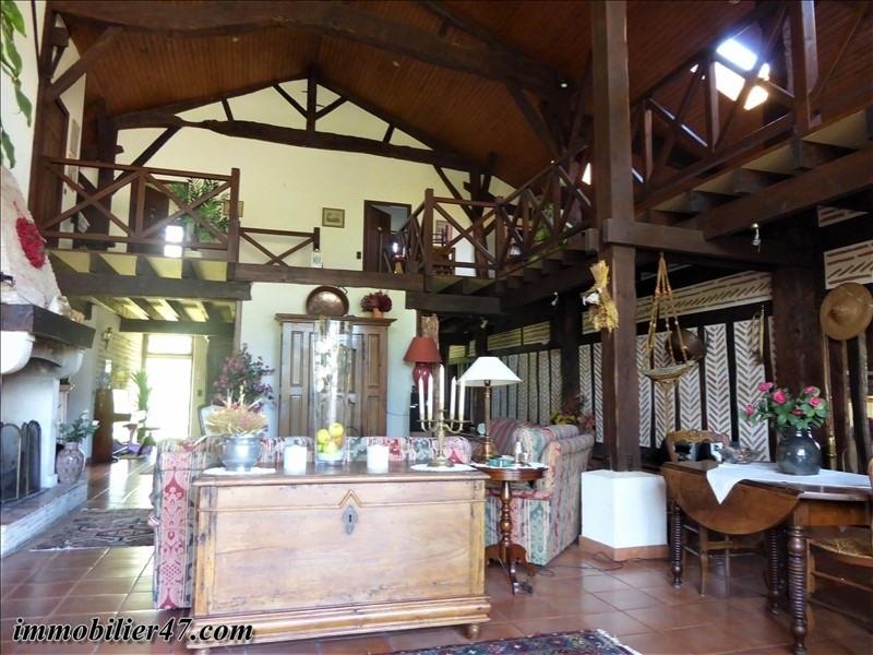 Vente maison / villa Castelmoron sur lot 449500€ - Photo 6