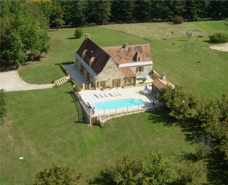 Deluxe sale house / villa Saint-amand-de-coly 728000€ - Picture 2