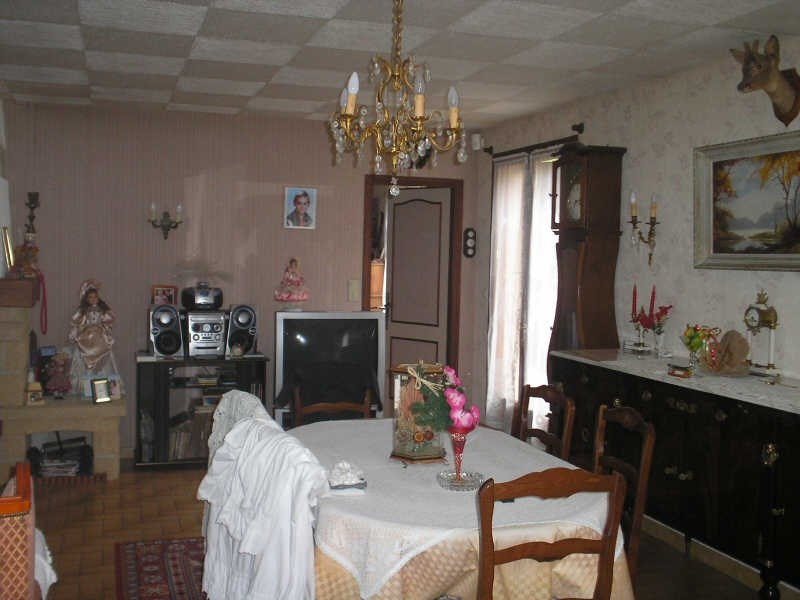 Vente maison / villa Pamproux 141 750€ - Photo 3