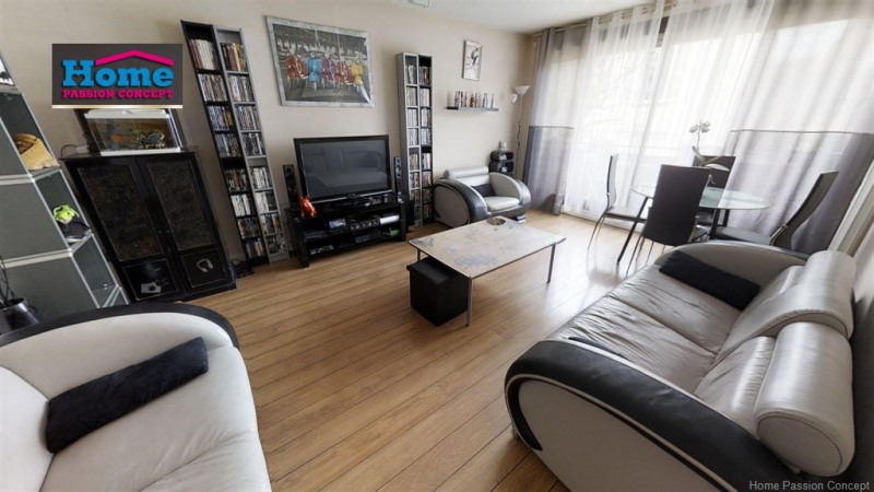 Vente appartement Nanterre 386 000€ - Photo 1