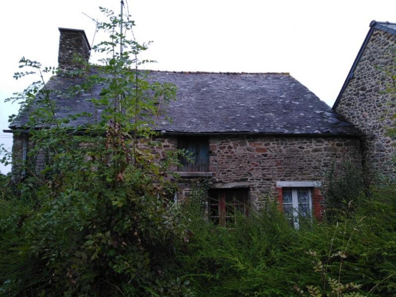 Maison en pierre Broualan