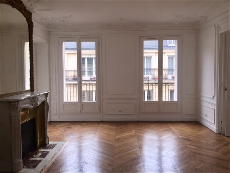 Rental apartment Paris 9ème 3 800€ CC - Picture 1