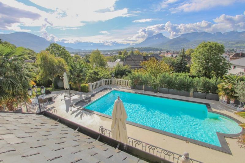 Deluxe sale house / villa Saint alban leysse 1045000€ - Picture 1