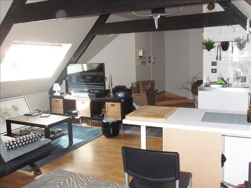 Rental apartment Quimperle 420€ CC - Picture 1