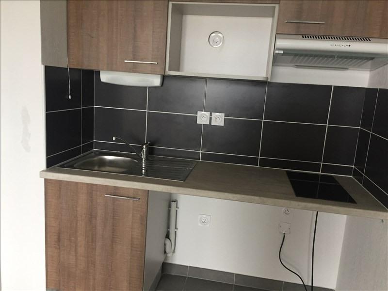 Rental apartment Sete 550€ CC - Picture 3
